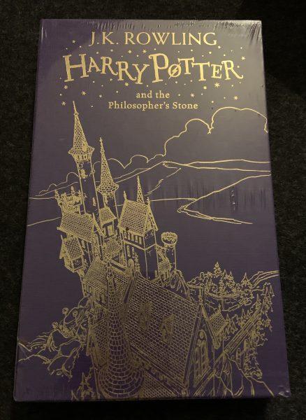 Harry Potter & The Philosopher's Stone - Full Set of 1st/1st UK HBs Bloomsbury