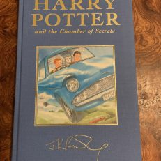 Harry Potter and the Chamber of Secrets Deluxe First Print