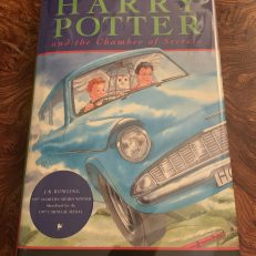 Harry Potter and the Chamber of Secrets First Print Hardback