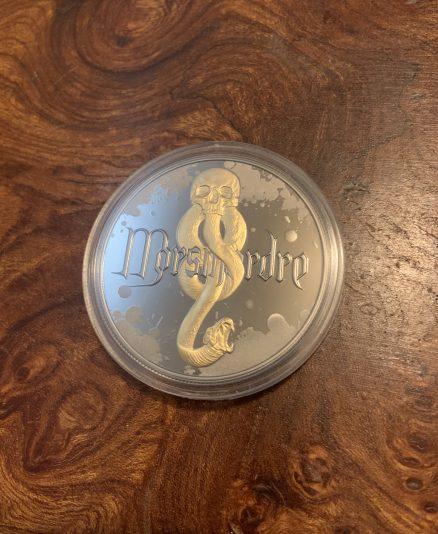 Harry Potter - Dark Arts Commemorative Sterling Silver Coin