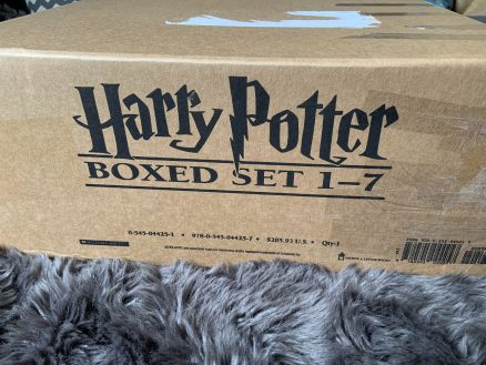 Harry Potter Complete American Boxset Collections